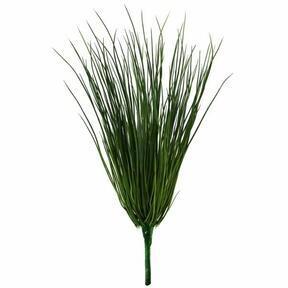 Umelý zapichovací zväzok trávy 35 cm