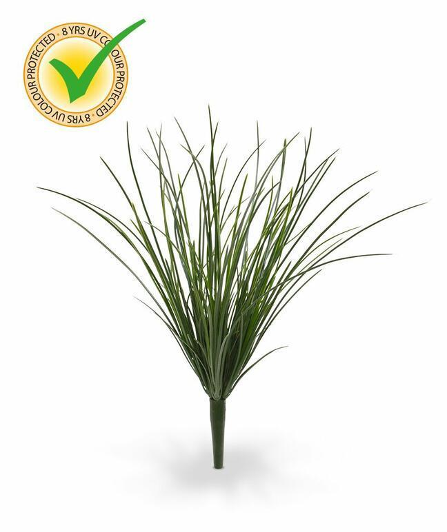 Umelý zapichovací zväzok trávy 40 cm