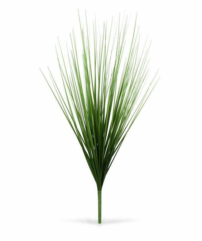 Umelý zapichovací zväzok trávy 60 cm