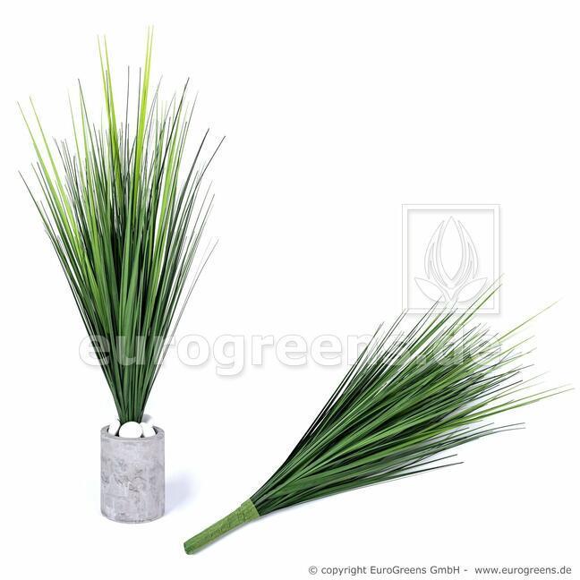 Umelý zapichovací zväzok trávy 70 cm