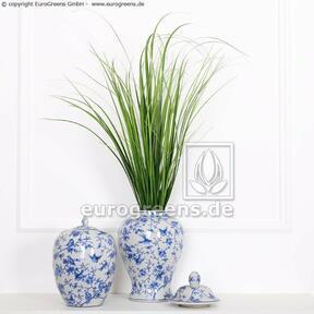 Umelý zapichovací zväzok trávy Trsť obyčajná 90 cm